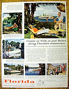 Vintage Ad: 1957 Florida (Image1)