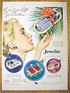 1949 Jewelite Hair Brush (Image1)