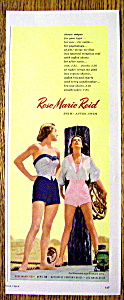 1952 Rose Marie Reid Swim After Swim Clothing (Image1)