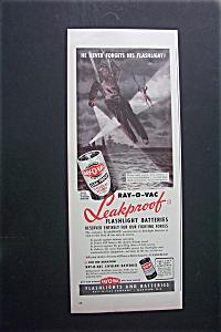 1944  Ray - O - Vac  Batteries (Image1)