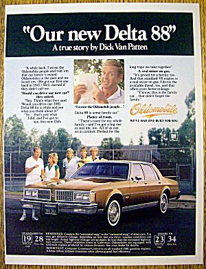 1981 Oldsmobile Delta 88 w/Dick Van Patten & Family (Image1)