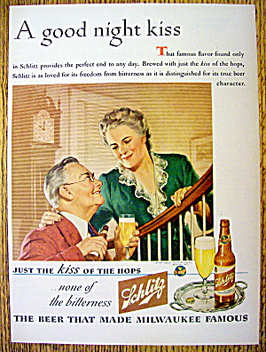 1944 Schlitz Beer (Image1)