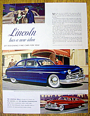 1948 Lincoln Cars