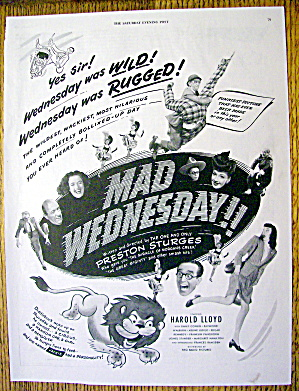 1950 Mad Wednesday