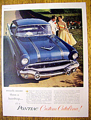 1956 Pontiac Custom Catalina with Man & Woman (Image1)