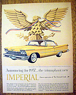 1957 Imperial With The Crown Southampton (2-door)