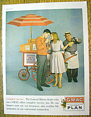 1961 GMAC Payment Plan with a Couple (Image1)