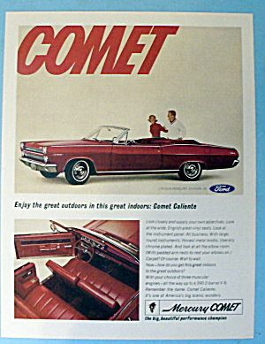 1965 Mercury Comet w/ The Comet Caliente (Image1)