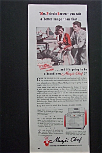 1944  Magic  Chef  Gas  Range (Image1)