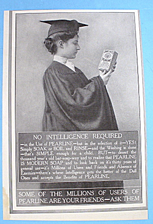 1907 Pearline With Graduate