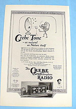 1927 Grebe Synchrophase Radio w/ Grebe Tone (Image1)