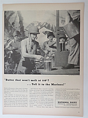 1943 National Dairy Products Corporation with Soldiers (Image1)