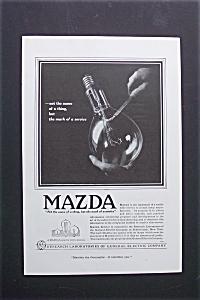1918  Mazda  Lamps (Image1)