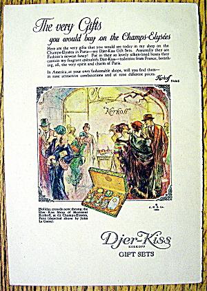 1924 Djer-Kiss Kerkoff Gift Sets w/Holiday Crowds (Image1)