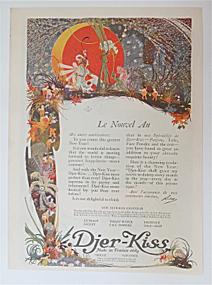 1920 Djer-Kiss with Le Nouvel An  (Image1)