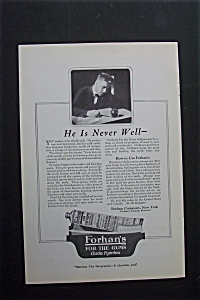 1920   Forhan's  For  The  Gums (Image1)