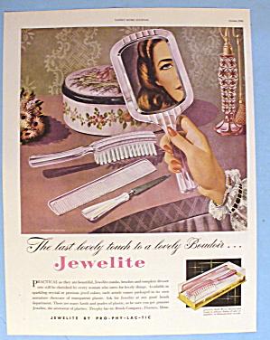 1946 Jewelite w/Woman Looking in Mirror-Merritt Cutler (Image1)