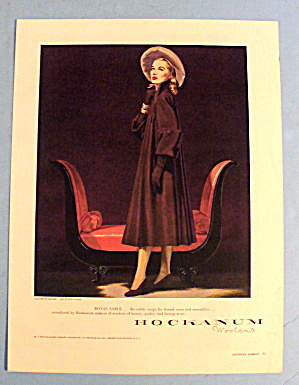 1947 Hockanum Woolens with Woman in Royal Sable (Image1)