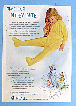 1948 Nitey Nite Sleepers with Little Girl in Sleeper (Image1)