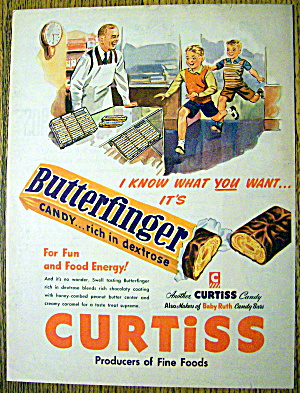 1948 Butterfinger w/ two Boys Running (Image1)
