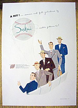 1948 Suskana Fabric w/ Men in Suits and Ties (Image1)