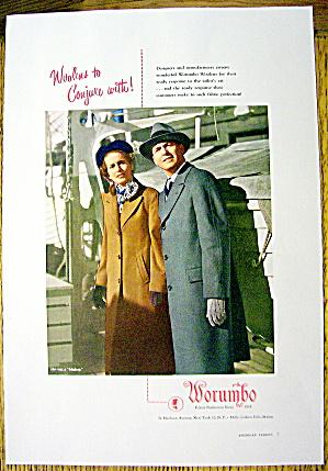 1948 Worumbo Fabric w/ Man and Woman (Image1)