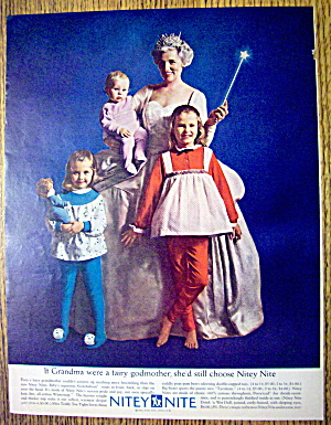 1960 Nitey Nite with Fairy Godmother & 3 Children (Image1)
