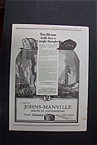 1918  Johns - Manville  Service (Image1)