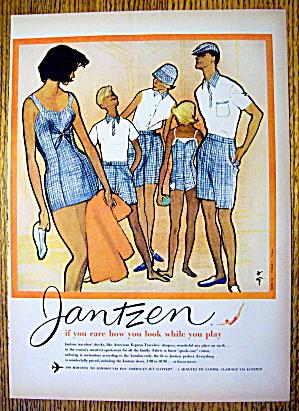 1959 Jantzen Sportswear With Travelers (Image1)