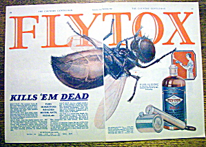 1925 Fly-Tox with Giant Fly & Spray (Image1)