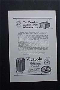 Vintage Ad: 1918 Victor Talking Machine