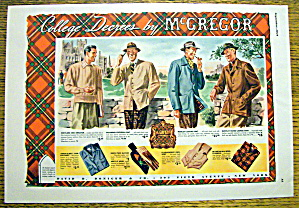 1941 McGregor College Decrees with Different Coats (Image1)