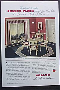 1935  Sealex  Linoleum  Floors (Image1)