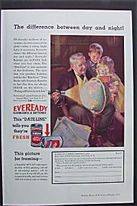 1935  Eveready  Flashlights &  Batteries (Image1)