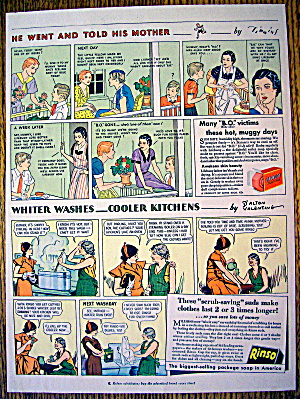 1934 Lifebuoy & Rinso Soap with Whiter Washes (Image1)