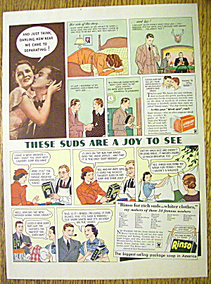 1935 Lifebuoy & Rinso Soap with Suds Are A Joy (Image1)
