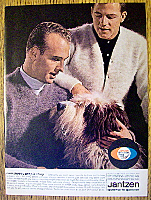 1963 Jantzen with Frank Gifford and Paul Hornung (Image1)