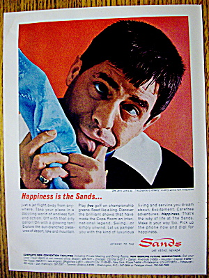 1965 Sands Hotel with Jerry Lewis (Disorderly Orderly) (Image1)