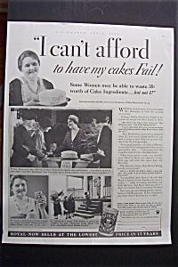 1934  Royal  Baking  Powder (Image1)