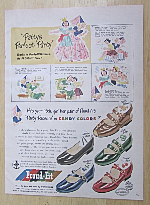 1951 Proud Fit Shoes with Patty's Perfect Party (Image1)