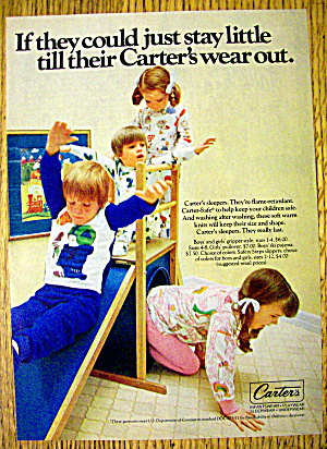 1974 Carter Sleepers with Children Playing (Image1)