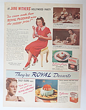 1940 Royal Desserts with Jane Withers & Sally Eilers (Image1)