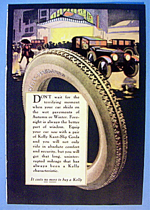 1921 Kelly Tires with Kant Slip Cords (Image1)
