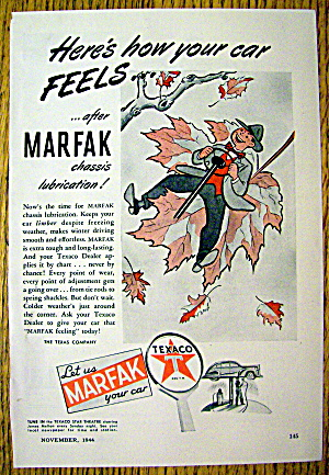 1944 Marfak Lubrication with Man On Leaf (Image1)