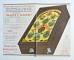 1932 Olympic Games Manufacturing with Happy Gang Game (Image1)