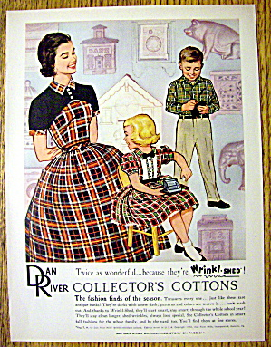 1956 Dan River with Collector's Cottons (Image1)