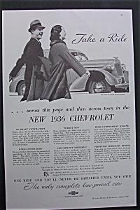 1936  Chevrolet  Cars (Image1)