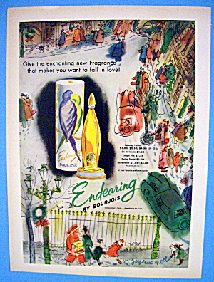 1951 Endearing Perfume with Perfume & Box (Image1)