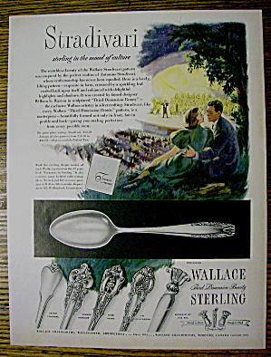 1952 Wallace Sterling with Stradivari (Image1)
