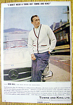 1958 Towne & King with Nob Hill (The Man With Mercedes) (Image1)